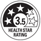 Health Star Rating 3.5